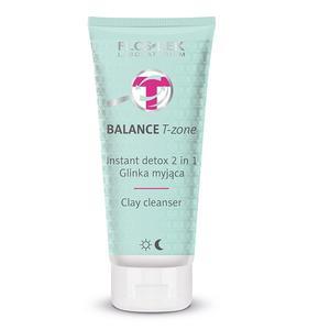 Balance T-zone, Instant detox 2 w 1 Glinka myjąca marki FlosLek - zdjęcie nr 1 - Bangla