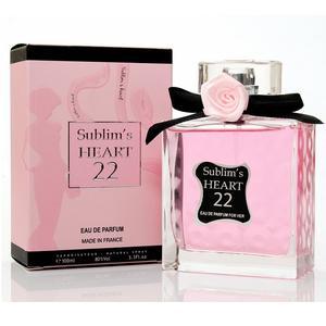 Sublim's Heart 22, woda perfumowana marki MARIE G - zdjęcie nr 1 - Bangla