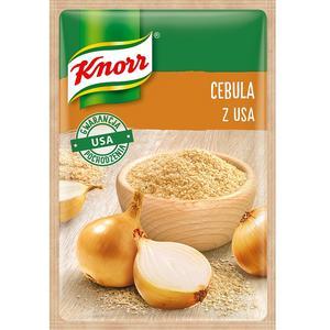Cebula z USA, przyprawa jednorodna Knorr marki Knorr - zdjęcie nr 1 - Bangla