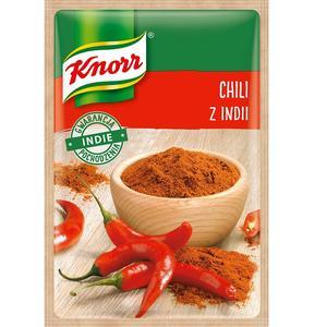 Chili z Indii, przyprawa jednorodna Knorr marki Knorr - zdjęcie nr 1 - Bangla