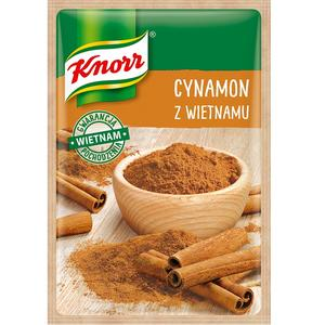 Cynamon z Wietnamu, przyprawa jednorodna Knorr marki Knorr - zdjęcie nr 1 - Bangla