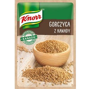 Gorczyca z Kanady, przyprawa jednorodna Knorr marki Knorr - zdjęcie nr 1 - Bangla