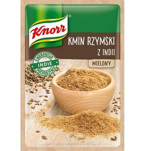 Kmin rzymski z Indii, przyprawa jednorodna Knorr marki Knorr - zdjęcie nr 1 - Bangla