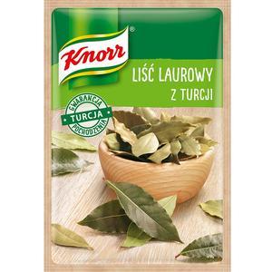 Liść laurowy z Turcji, przyprawa jednorodna Knorr marki Knorr - zdjęcie nr 1 - Bangla