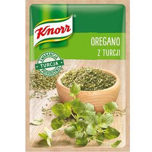 Oregano z Turcji, przyprawa jednorodna Knorr marki Knorr - zdjęcie nr 1 - Bangla