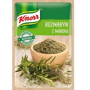 Rozmaryn z Maroko, przyprawa jednorodna Knorr marki Knorr - zdjęcie nr 1 - Bangla
