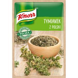 Tymianek z Polski, przyprawa jednorodna Knorr marki Knorr - zdjęcie nr 1 - Bangla