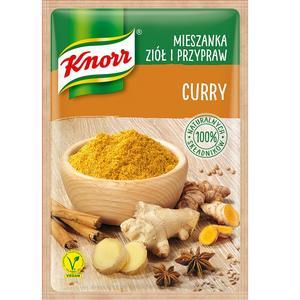 Curry, mieszanka ziół i przypraw Knorr marki Knorr - zdjęcie nr 1 - Bangla