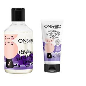 OnlyBio, Hipoalergiczny żel do mycia ciała dla dzieci marki OnlyBio - zdjęcie nr 1 - Bangla