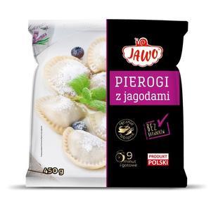 Pierogi z jagodami marki Jawo - zdjęcie nr 1 - Bangla