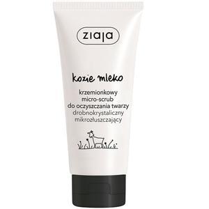 Krzemionkowy micro-scrub do oczyszczania twarzy marki Ziaja - zdjęcie nr 1 - Bangla