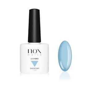 Lakier Hybrydowy UV NOX Smerfowy 7 ml marki NOX Nails - zdjęcie nr 1 - Bangla