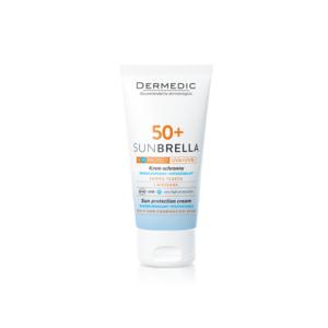 Krem ochronny SPF 50+ UV+IR skóra tłusta i mieszana, Sunbrella marki Dermedic - zdjęcie nr 1 - Bangla