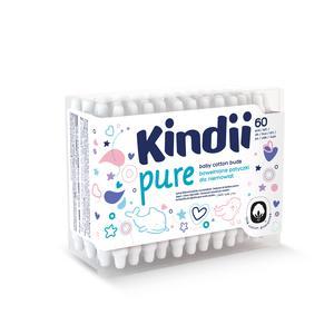 Kindii, Bawełniane patyczki Kindii Pure marki Harper Hygienics - zdjęcie nr 1 - Bangla