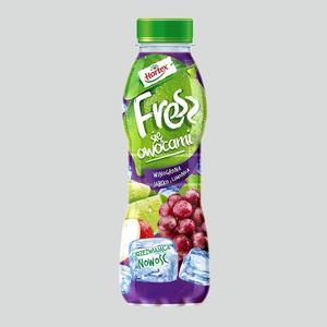 Fresz się owocami, Napój Winogrona, Jabłko, Limonka marki Hortex - zdjęcie nr 1 - Bangla