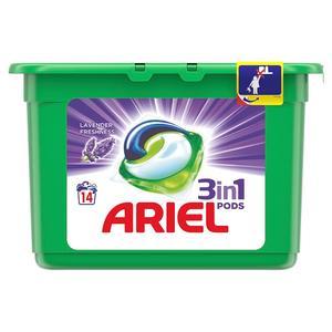 Ariel 3w1 Pods Lavender Freshness, Kapsułki do prania marki Ariel - zdjęcie nr 1 - Bangla