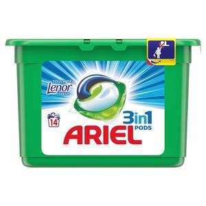Ariel 3w1 Pods Touch of Lenor, Kapsułki do prania marki Ariel - zdjęcie nr 1 - Bangla