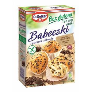 Babeczki z płatkami czekolady [bez glutenu] marki Dr Oetker - zdjęcie nr 1 - Bangla