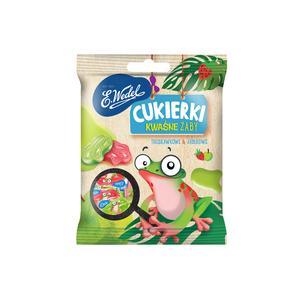 Cukierki Kwaśne Żaby marki Wedel - zdjęcie nr 1 - Bangla