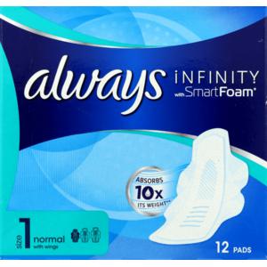 Always Infinity Podpaski marki Always - zdjęcie nr 1 - Bangla