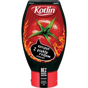 Ketchup Z piekła rodem marki Kotlin - zdjęcie nr 1 - Bangla