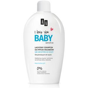 Łagodny szampon do mycia włosów marki AA - zdjęcie nr 1 - Bangla
