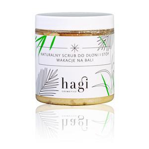 Naturalny peeling do dłoni i stóp marki Hagi Cosmetics - zdjęcie nr 1 - Bangla