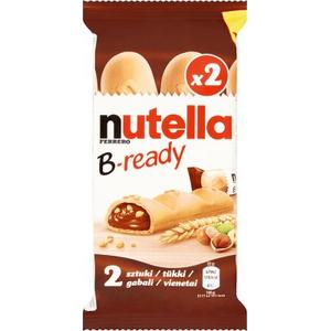 Nutella  B-ready marki Ferrero - zdjęcie nr 1 - Bangla