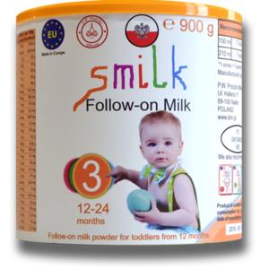 Mleko dla dzieci Smilk marki P.W. Proszki Mleczne - zdjęcie nr 1 - Bangla
