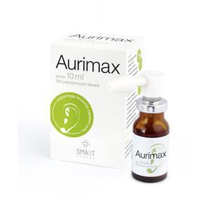 Aurimax spray marki Smart Pharma - zdjęcie nr 1 - Bangla
