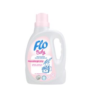 Flo Baby hipoalergiczny płyn do prania marki Flo - zdjęcie nr 1 - Bangla