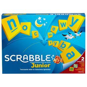 Scrabble Junior marki Mattel - zdjęcie nr 1 - Bangla