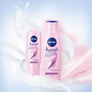Hairmilk Natural Shine szampon i odżywka wyzwalające blask marki Nivea - zdjęcie nr 1 - Bangla