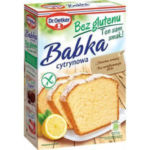 Babka cytrynowa [bez glutenu] marki Dr Oetker - zdjęcie nr 1 - Bangla