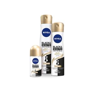 Antyperspirant Black&White Invisible SILKY SMOOTH marki Nivea - zdjęcie nr 1 - Bangla