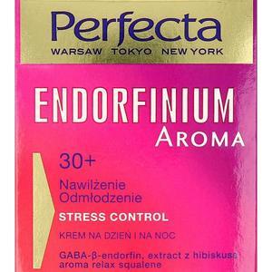 Perfecta, Endorfinium Aroma, krem na dzień i na noc, Stress Control 30+ marki Dax Cosmetics - zdjęcie nr 1 - Bangla