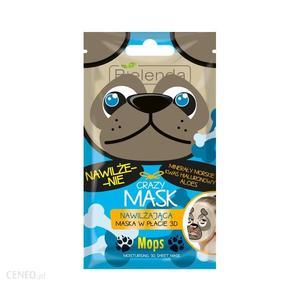 Crazy Mask, nawilżająca maska w płacie 3D marki Bielenda - zdjęcie nr 1 - Bangla