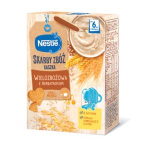Kaszki dla niemowląt Skarby Zbóż marki Nestlé - zdjęcie nr 1 - Bangla