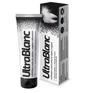 Ultrablanc - wybielająca pasta do zębów marki Aflofarm - zdjęcie nr 1 - Bangla