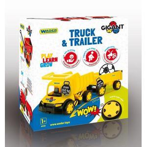 Gigant Truck&Trailer marki Wader - zdjęcie nr 1 - Bangla
