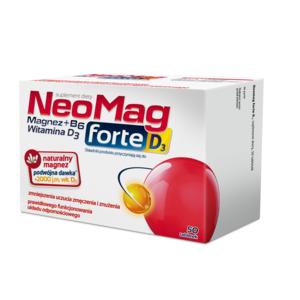 NeoMag forte D3 marki Aflofarm - zdjęcie nr 1 - Bangla