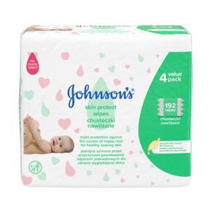 Chusteczki nawilżane Skin Protect marki JOHNSON'S ® - zdjęcie nr 1 - Bangla