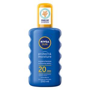 Nawilżający spray do opalania SPF 20 marki Nivea - zdjęcie nr 1 - Bangla