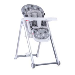 Aluminiowe krzesełko do karmienia Party marki Lorelli - zdjęcie nr 1 - Bangla