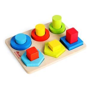 Puzzle sorter marki Smily Play - zdjęcie nr 1 - Bangla