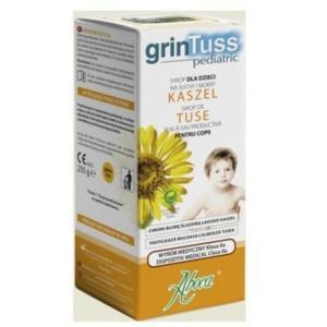 GrinTuss na kaszel dla dzieci marki Aboca - zdjęcie nr 1 - Bangla