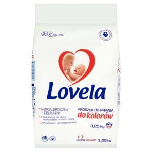 Lovela, Hipoalergiczny proszek do prania dla dzieci marki Lovela - zdjęcie nr 1 - Bangla