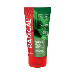 Wzmacniający szampon w kremie do wrażliwej skóry głowy i włosów wypadających marki Farmona - zdjęcie nr 1 - Bangla