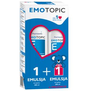 Emulsja do kąpieli Emotopic - zestaw promocyjny marki Pharmaceris - zdjęcie nr 1 - Bangla