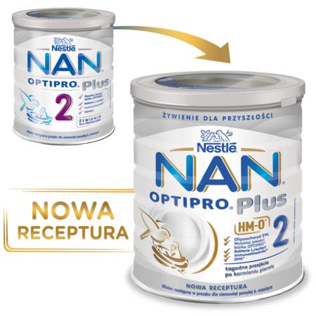 Bangla - Zdjęcie nr 1 marki Nestlé NAN OPTIPRO Plus